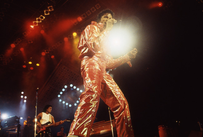 Michael Jackson, King of Pop, Victory Tour