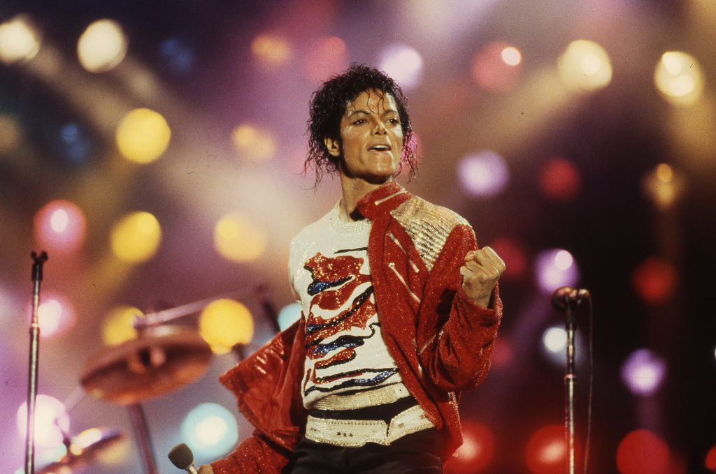 Michael Jackson Thriller, Victory Tour